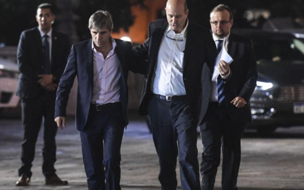 Elisa Carrió elogió la decisión que tomó Sturzenegger de renunciar - País