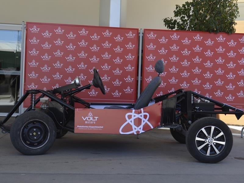 Una empresa argentina producirá antes de fin de año un auto eléctrico en Córdoba