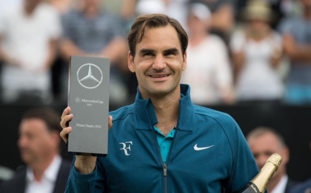 Federer es el nuevo número uno del mundo