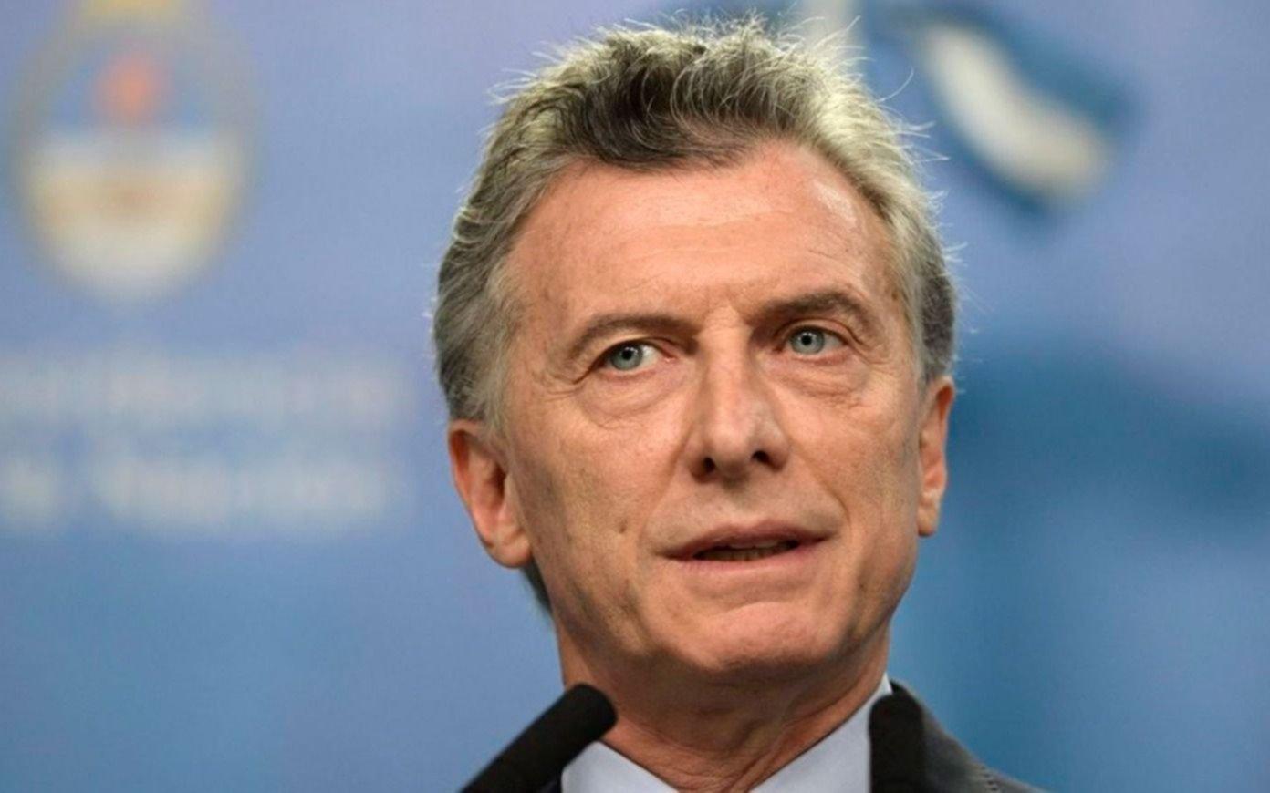 Macri saluda la noticia de la vuelta de Argentina al mercado emergente