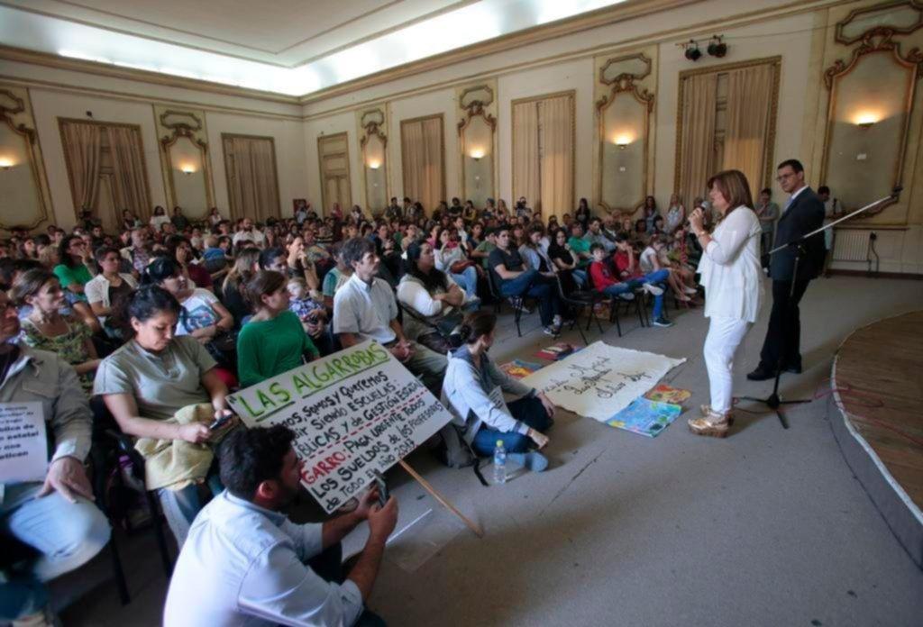 Intervienen colegios pedagógicos para cambiarle el régimen a los docentes