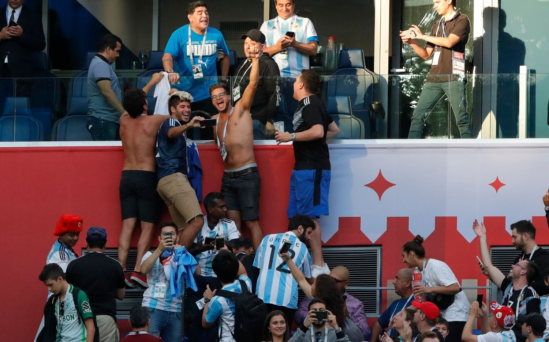 Maradona ofrece recompensa para encontrar al autor de su