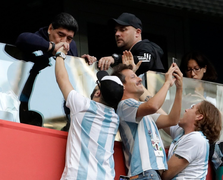 Maradona quiere encontrar al que mandó el audio falso y ofrece recompensa