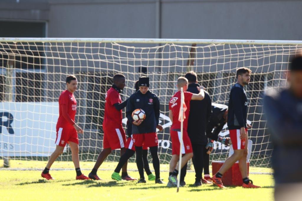 Por el partido de la Selección, Estudiantes adelantó su primer amistoso para mañana