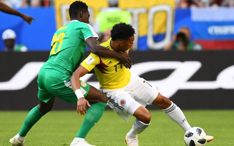 Colombia se mete de cabeza en octavos