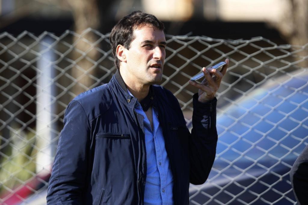 Estudiantes retomó gestiones por Lucas Albertengo