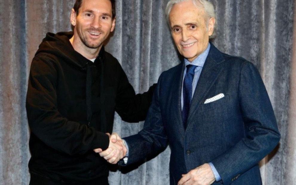 Messi se suma a la lucha contra la leucemia infantil