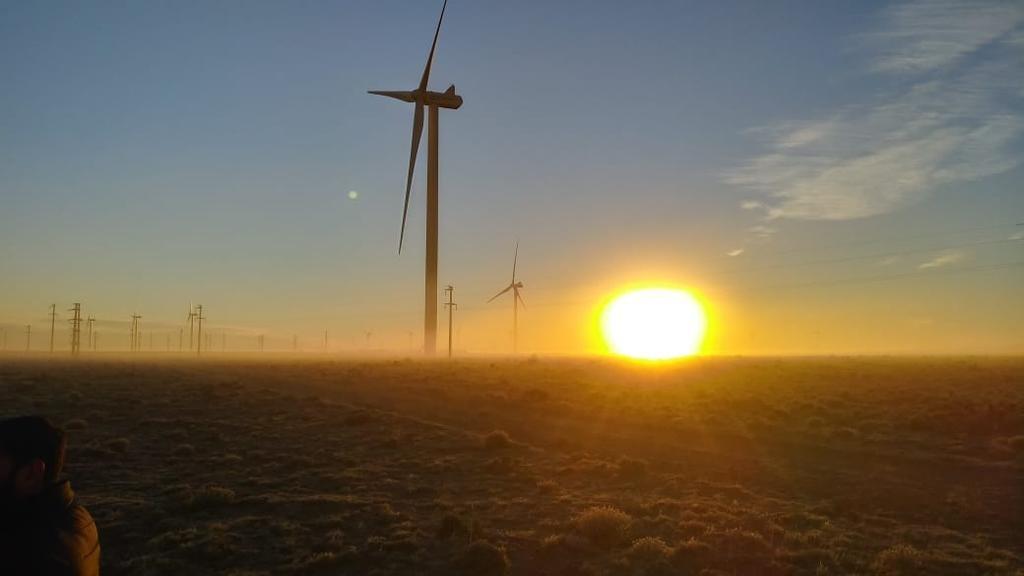Con el viento a favor: el parque eólico de Comodoro Rivadavia ya rinde más del 60%