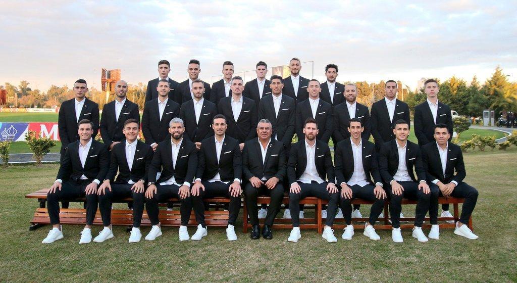 La Selección anoche se instaló en Brasil a la espera del debut en la Copa América