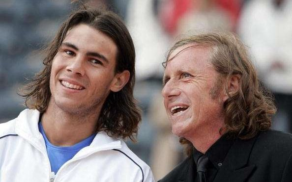 Lo que dijo Guillermo Vilas del notable logro de Rafael Nadal