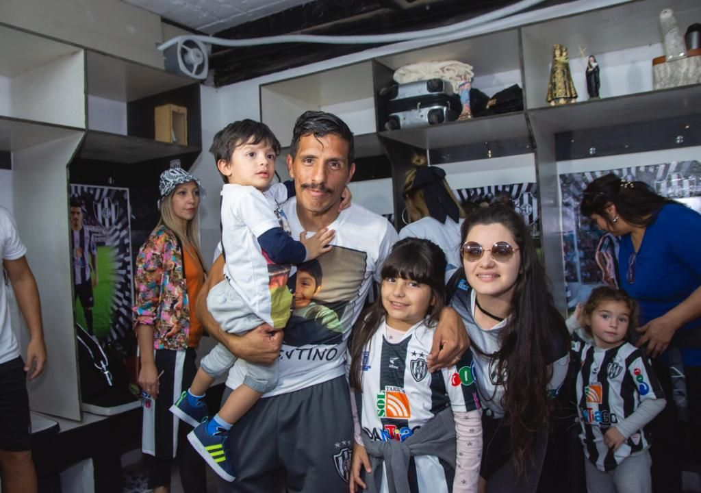 """""""Mi mayor deseo era ascender y ahora quiero jugar la Superliga"""""""