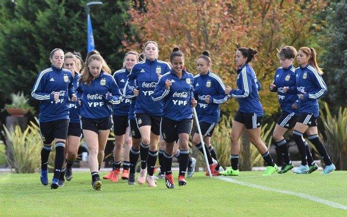 Lo que viene para Argentina en el Mundial femenino de Francia