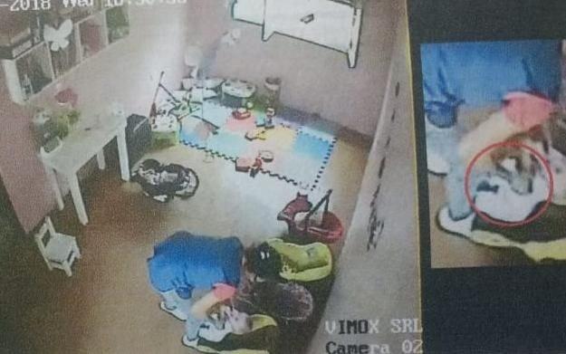 Ordenan detener a la maestra acusada de maltratar a una beba en un jardín de La Plata