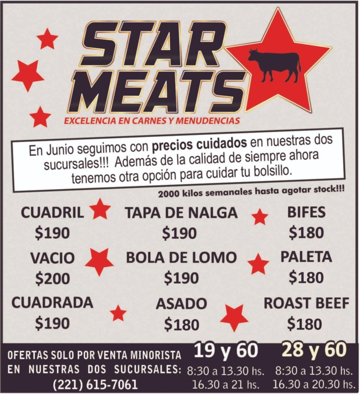 Star Mets, excelencia en carnes y menudencias