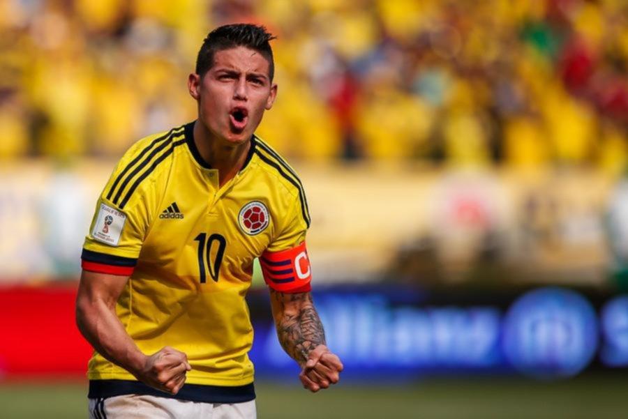 Colombia va con su ilusión