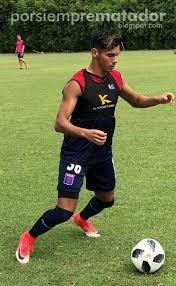 Gimnasia: Pérez Acuña ganó terreno en las últimas horas, y podría ser el nuevo lateral derecho