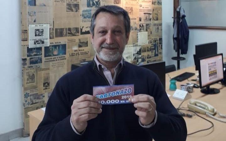 El Cartonazo por $50.000 cerró con un ganador