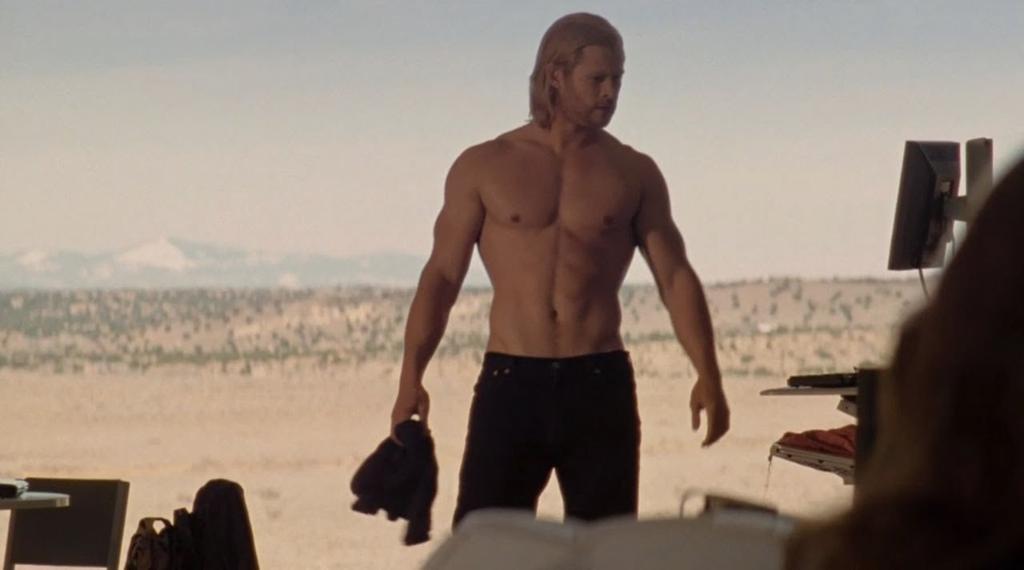 "Lloren, ""chiques"": ya no veremos a Thor sin remera"