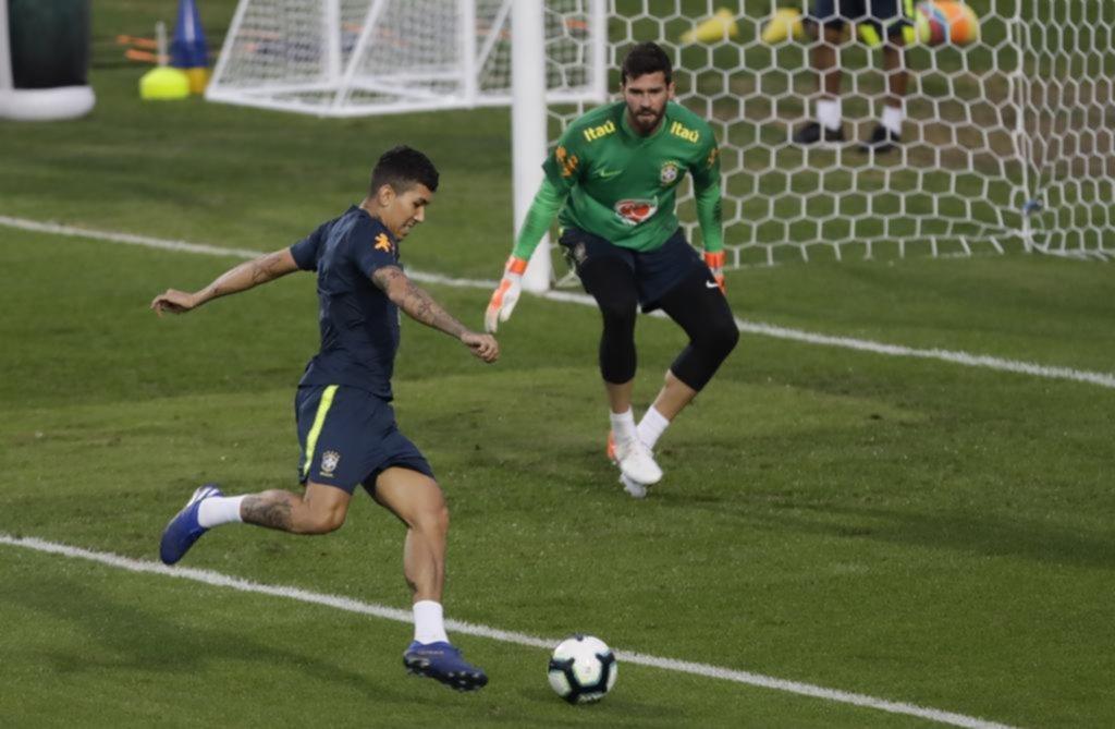 """Cafú: """"Estoy seguro de que Brasil llegará a la final"""""""