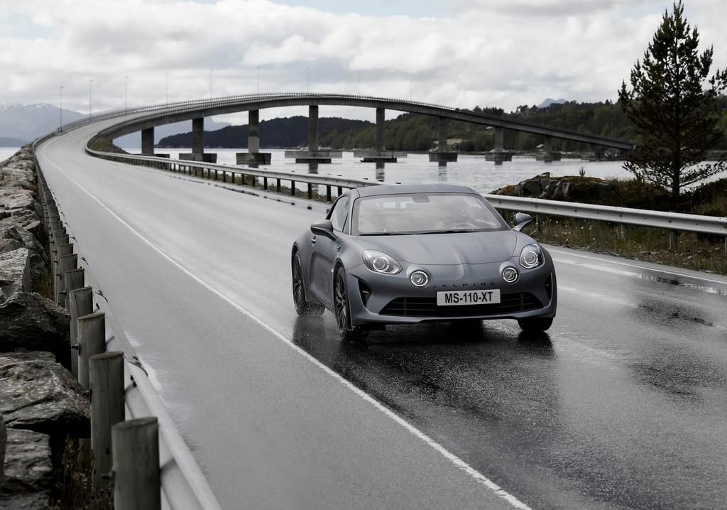 Alpine saca a la venta el A110S