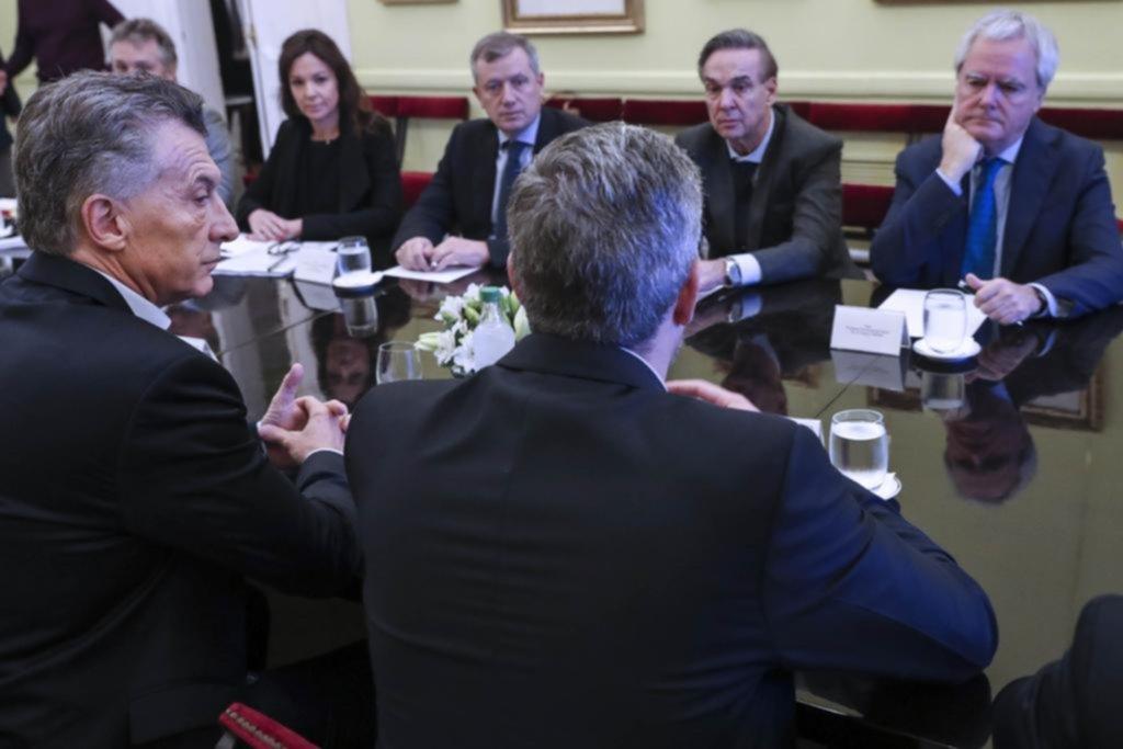 Macri busca el voto del PJ no K en el interior