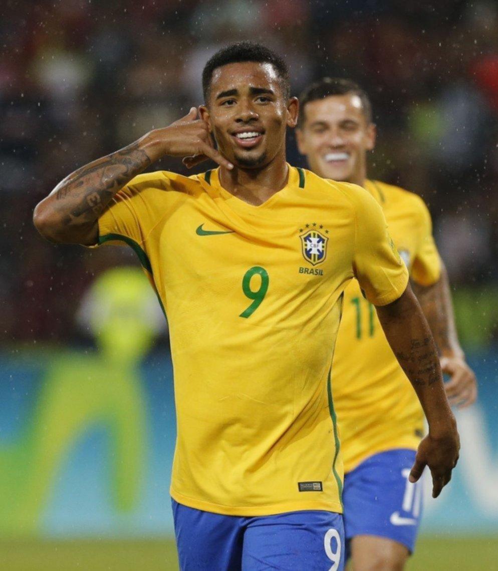 Brasil, el gran candidato al título