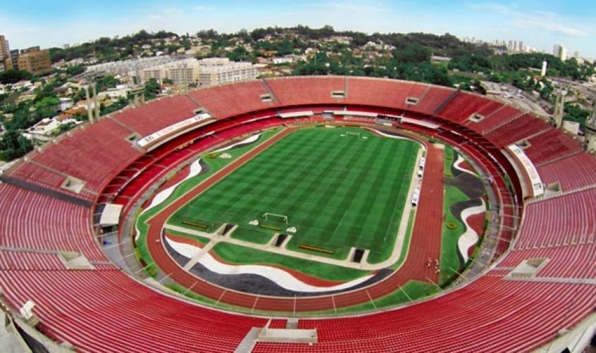 Morumbí, el mítico estadio que no fue considerado en el 2014