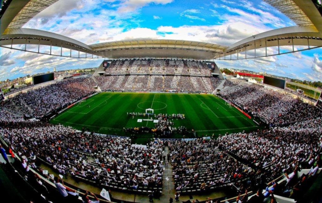 Arena Corinthians, uno de los más modernos de Brasil