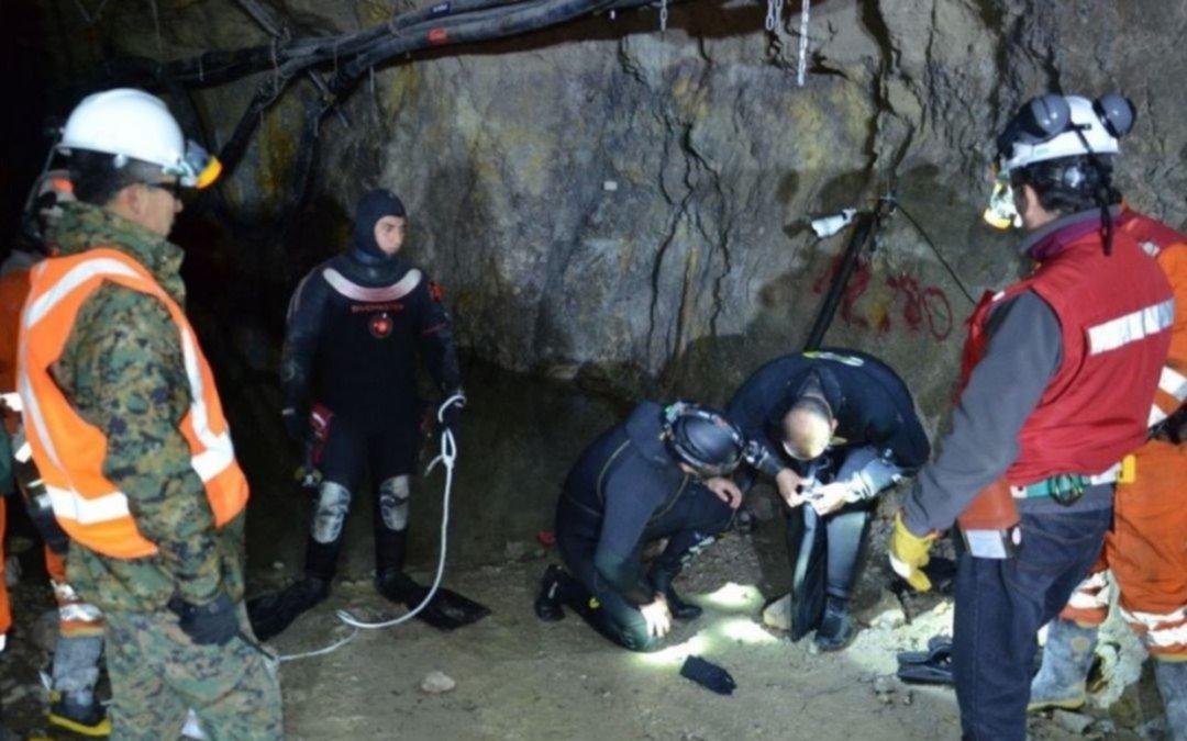 Otra vez la angustia en Chile: tres mineros bolivianos quedaron atrapados en una mina