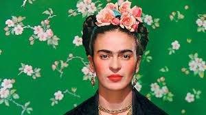 Hallan una grabación única de la voz de Frida Kahlo
