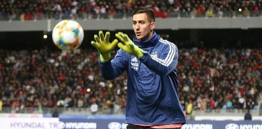 Andrada se lesionó y Musso ya viajó a Brasil para sumarse al equipo