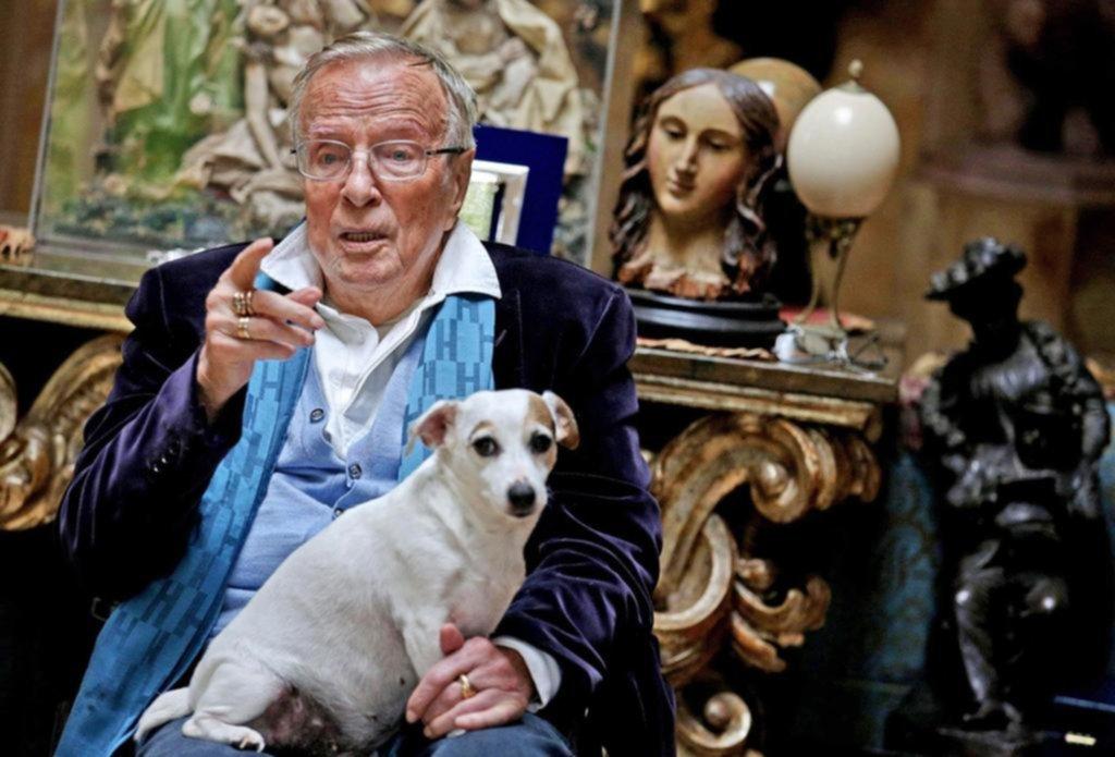 Murió el gran director italiano Franco Zeffirelli