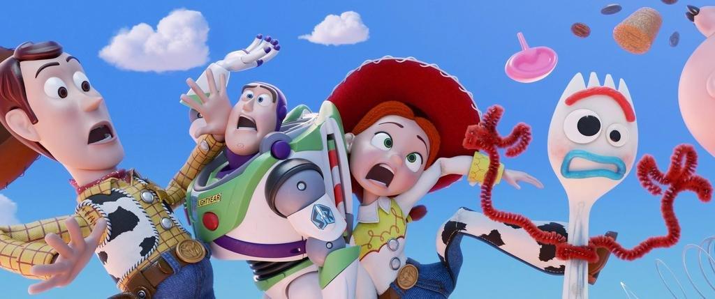 """""""Toy Story 4"""": la pandilla se agranda con un tenedor y una muñeca empoderada"""