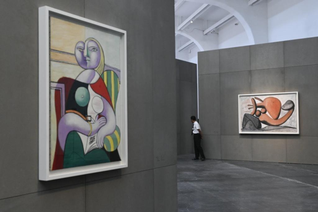 De Pablo a Picasso, una muestra en China de la evolución de su genio