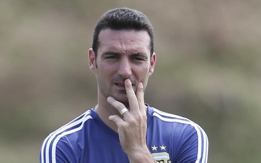 Los cambios en mente de Scaloni para enfrentar a Paraguay — Copa América
