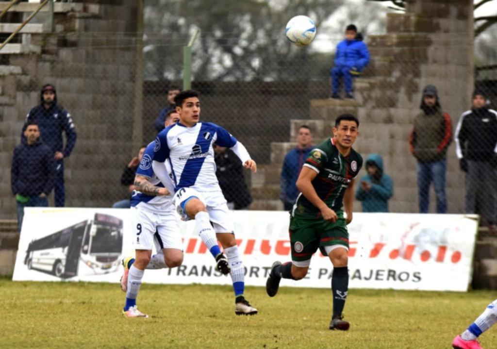 San Jorge y Alvarado no se sacaron diferencias