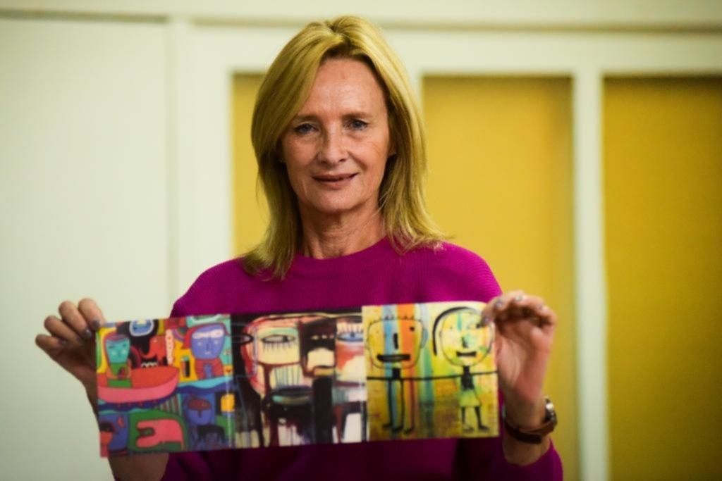 La Catedral platense y el artista plástico Milo Lockett tienden puentes de inclusión