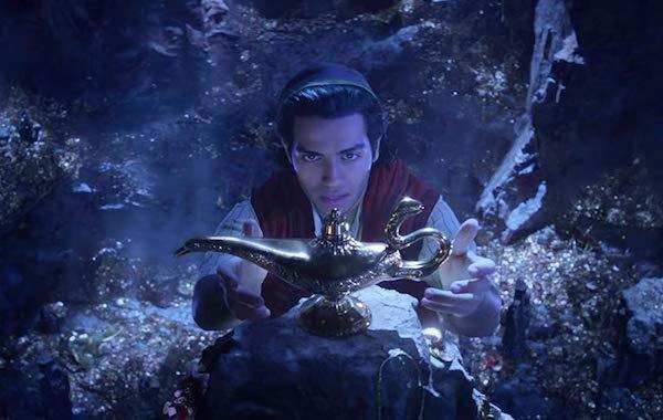 "Ni la poli extraterrestre pudo opacar la magia de ""Aladdin"", rey absoluto de la taquilla"