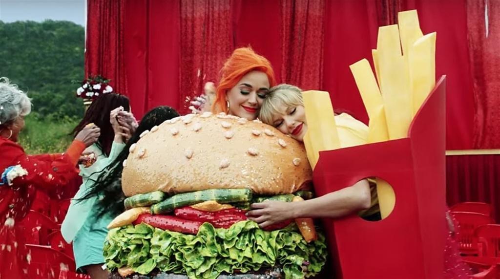 Paz sellada: Katy aparece en el nuevo video de Taylor, una oda a la comunidad LGBT