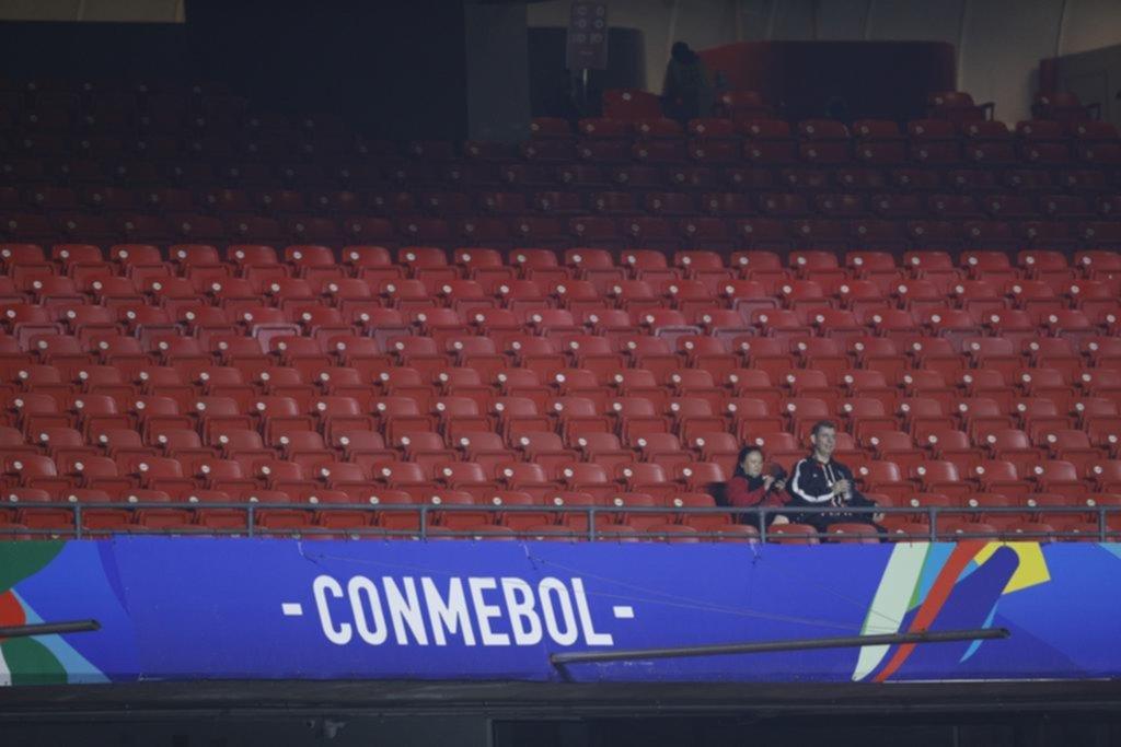 No quedan dudas: es la Copa América de las tribunas vacías