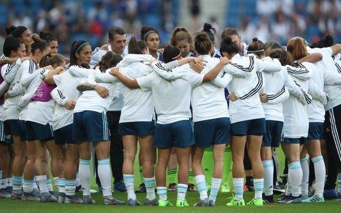 Ante Escocia, las chicas de la Selección buscarán hacer historia y alcanzar losoctavos