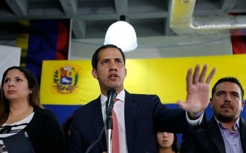 Dos delegados de Guaidó en Colombia, bajo investigación por presunta corrupción