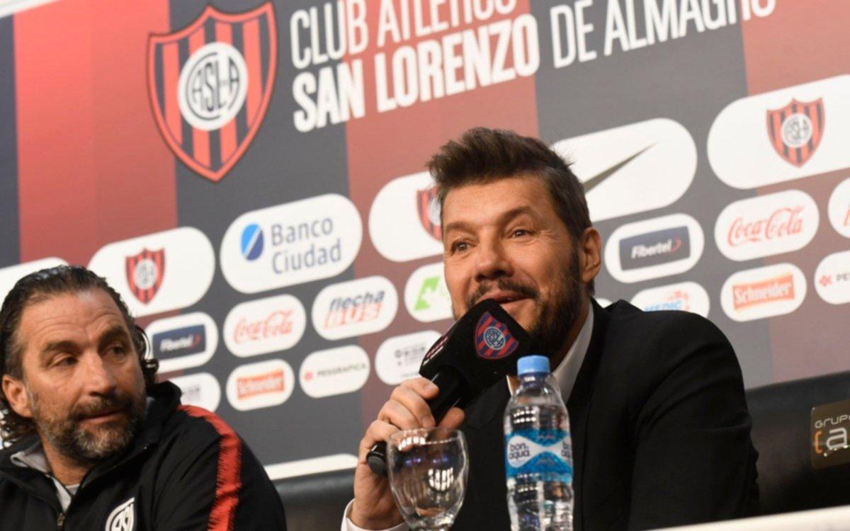 """Tinelli confirmó que San Lorenzo está preparando """"una fiesta"""" por la vuelta a Boedo"""