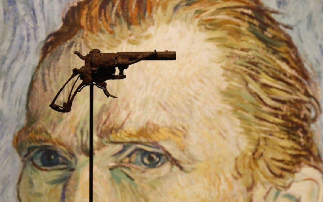 Revólver con el que Van Gogh se suicidó es vendido en Francia