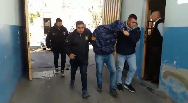 """El preso que se había escapado corriendo de Olmos cayó en la Uocra: era """"seguridad"""""""