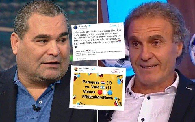 Un jugador de Gimnasia se sumó a la polémica entre Ruggeri y Chilavert
