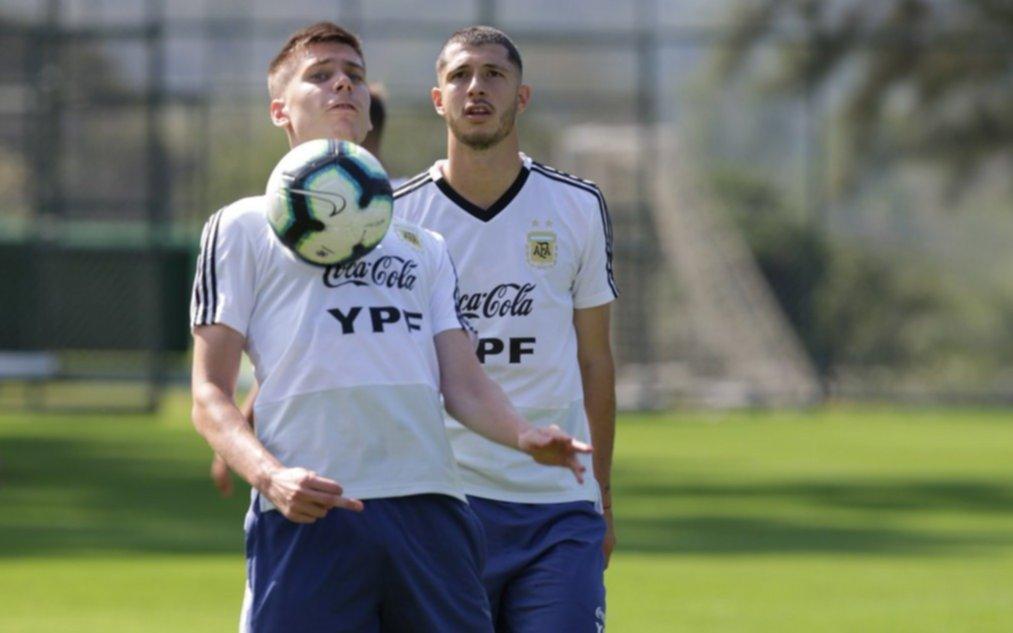La Selección entrenó tras el empate con Paraguay y con la mente en Qatar