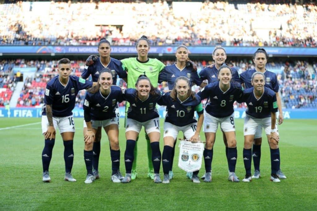 ¡Un recibimiento histórico para la Selección Argentina!