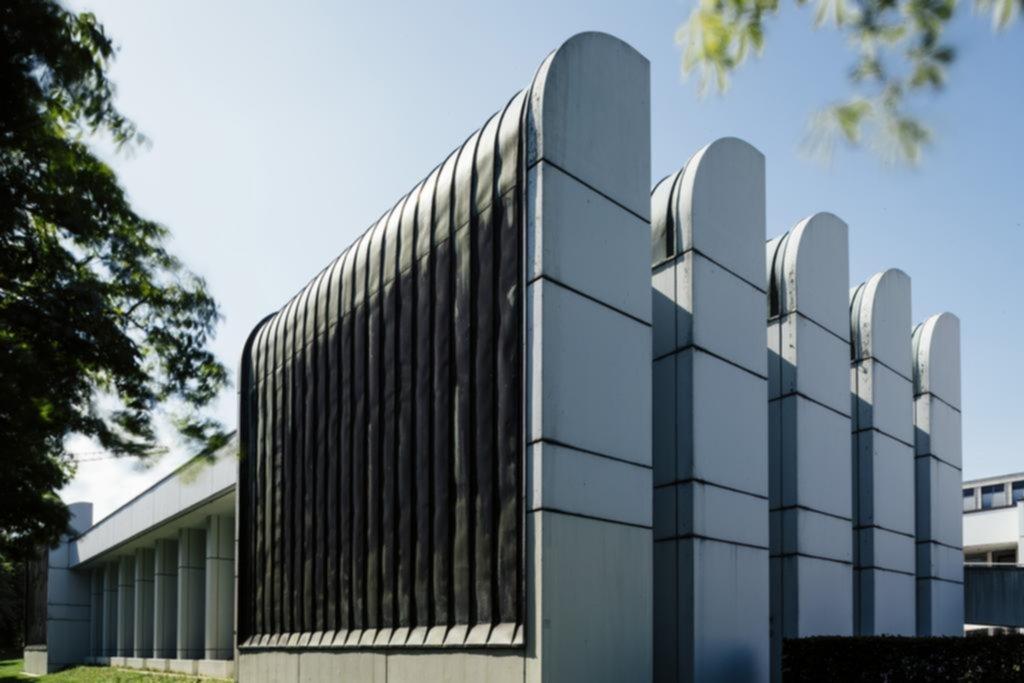 Museo Archivo de la Bauhaus de la ciudad de Berlín. Foto: Tillmann Franzen