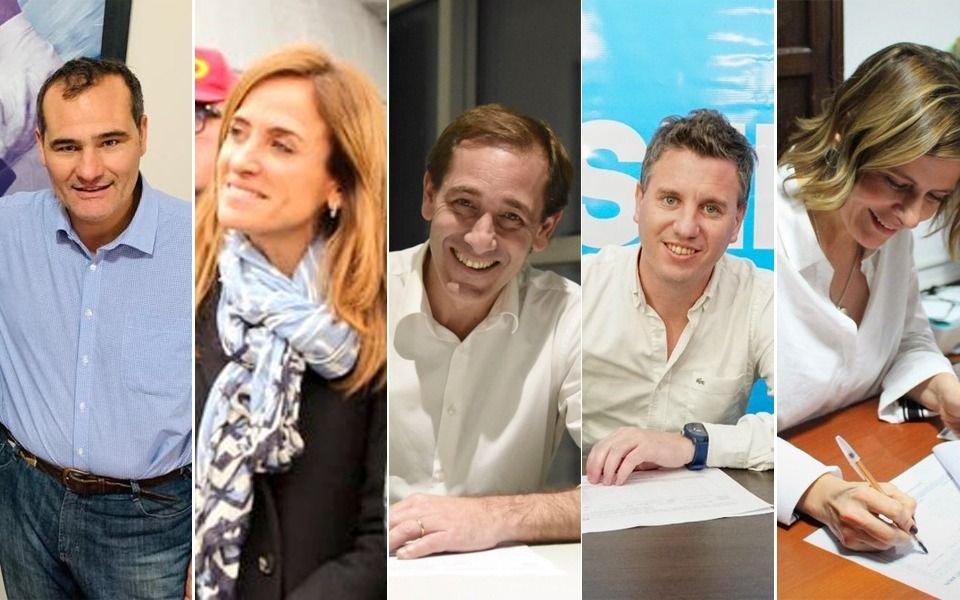 Estos son los precandidatos a intendentes de La Plata que competirán en las PASO